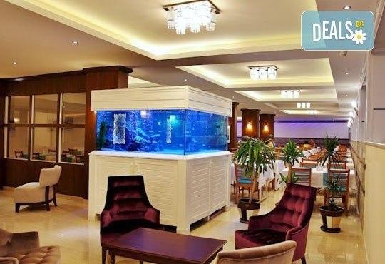 Лято в Анталия! 7 нощувки на база All Inclusive в Mesut Hotel 4*, самолетен билет, летищни такси, трансфер и застраховка! - Снимка 8