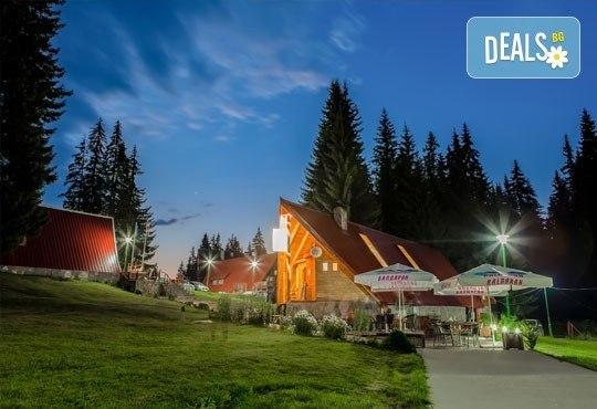 Почивка през юли и август в Пампорово, Вилно селище Малина! 2 или 3 нощувки в самостоятелна вила за двама или за трима/ четирима - Снимка 1
