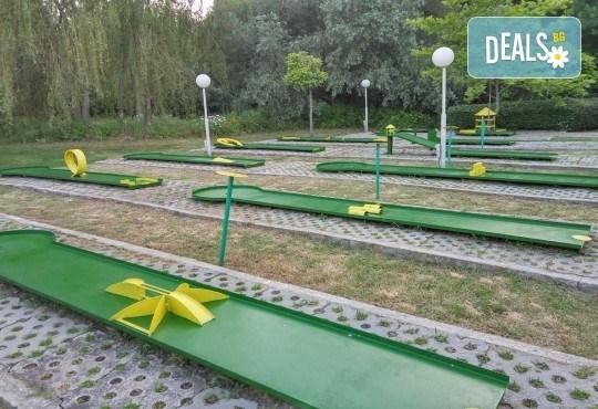 Страхотно забавление за малки и големи! 2 игри на мини голф от Мини Голф в к.к. Албена! - Снимка 7