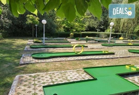 Страхотно забавление за малки и големи! 2 игри на мини голф от Мини Голф в к.к. Албена! - Снимка 5
