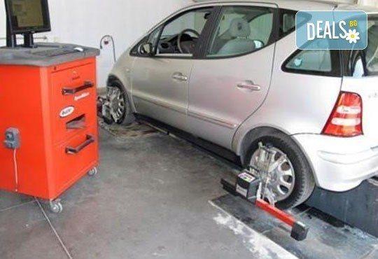 Профилактика на климатичната система на автомобил в автосервиз Стършел - Снимка 5