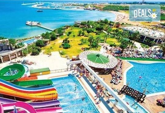 Морска почивка през септември в Дидим, Турция! 7 нощувки, All Inclusive в Didim Beach Resort 5* с възможност за транспорт! Дете до 12 години безплатно! - Снимка 1