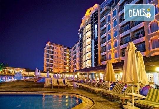Морска почивка през септември в Дидим, Турция! 7 нощувки, All Inclusive в Didim Beach Resort 5* с възможност за транспорт! Дете до 12 години безплатно! - Снимка 3