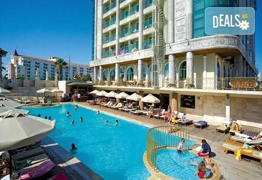 Морска почивка през септември в Дидим, Турция! 7 нощувки, All Inclusive в Didim Beach Resort 5* с възможност за транспорт! Дете до 12 години безплатно! - Снимка 9
