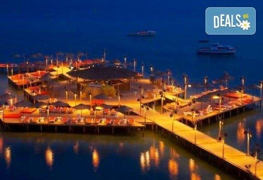 Морска почивка през септември в Дидим, Турция! 7 нощувки, All Inclusive в Didim Beach Resort 5* с възможност за транспорт! Дете до 12 години безплатно! - Снимка 2