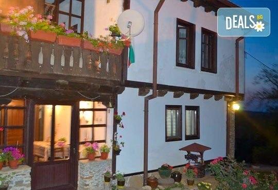 Почивка в Балканджийска къща, с. Живко: 2 закуски, 2 вечери, 1 обяд и конен преход до езеро Беляковец! - Снимка 9
