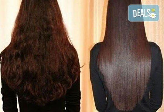 Нова технология за красива, здрава и бляскава коса! ''Ламиниране'' на коса в Studio V, Пловдив! - Снимка 3