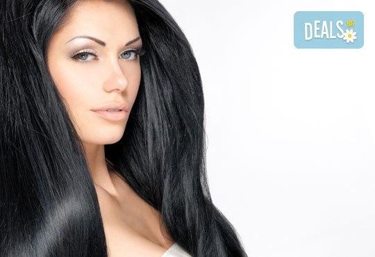 Нова технология за красива, здрава и бляскава коса! ''Ламиниране'' на коса в Studio V, Пловдив! - Снимка 1