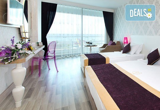 Last minute! Почивка в Анталия през юли! 7 нощувки на база Ultra All Inclusive в Raymar Hotel 5*, билет, летищни такси и трансфери! - Снимка 4