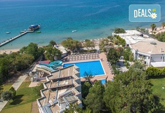 Почивка през септември в Carpe Mare Beach Resort 4*, Дидим, Турция! 7 нощувки на база All Inclusive, транспорт! - Снимка 1