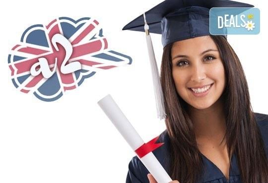 Ново ниво за нови успехи! Английски А2, съботно- неделен курс, 100 уч.ч., начални дата юли, в УЦ Сити! - Снимка 1