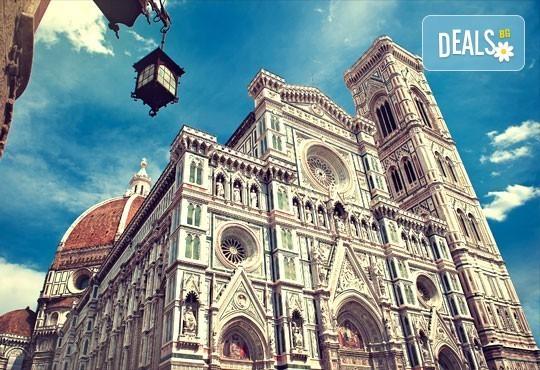 Самолетна екскурзия до Флоренция през юли, август и септември! 3 нощувки и закуски, самолетен билет, летищни такси и трансфер - Снимка 2