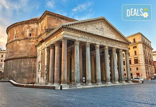 Вечният град - Рим, Ви очаква! Самолетна екскурзия, 4 нощувки със закуски, билет, летищни такси, трансфери и застраховка! - Снимка 7