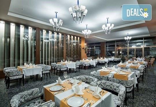Септемврийски празници в Анталия! 7 нощувки на база Ultra All Inclusive в Alan Xafira Deluxe Resort&Spa 5*, възможност за транспорт! - Снимка 10