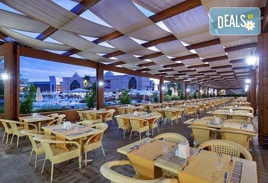 Септемврийски празници в Анталия! 7 нощувки на база Ultra All Inclusive в Alan Xafira Deluxe Resort&Spa 5*, възможност за транспорт! - Снимка 8