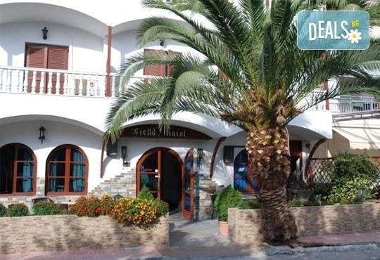 Почивка в Гърция през септември! 3 нощувки със закуски и вечери в Stella 3*, Паралия Катерини, възможност за транспорт от Ариес Холидейз! - Снимка 2