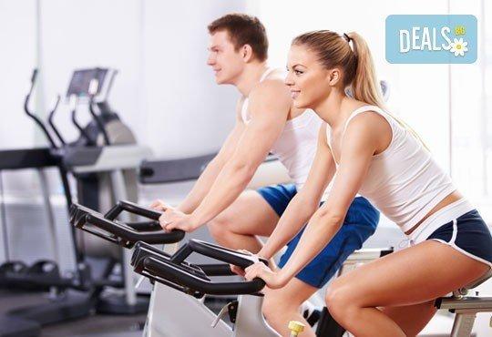 Раздвижете се и стопете излишните калории с 4 посещения на спининг от GL sport! - Снимка 2