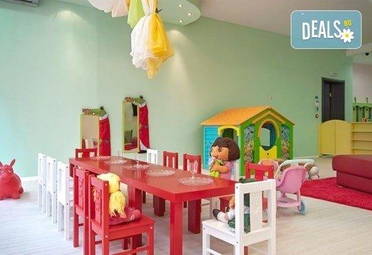 Детско парти за Рожден ден, за 10 или 20 деца! Аниматор, озвучаване, детско меню и шампанско и меню за възрастните, в клуб Мелиса! - Снимка 8