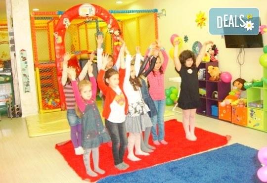 Детско парти за Рожден ден, за 10 или 20 деца! Аниматор, озвучаване, детско меню и шампанско и меню за възрастните, в клуб Мелиса! - Снимка 5