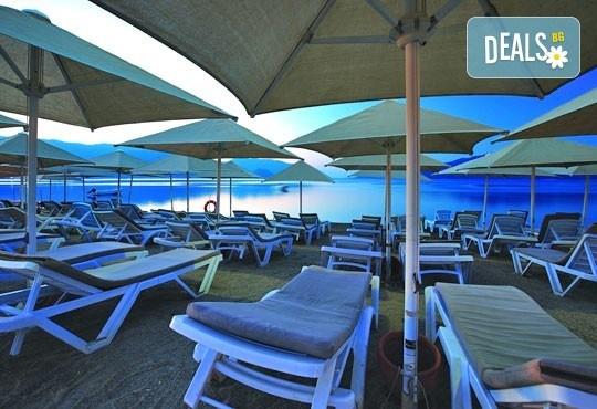 Почивка в Мармарис в края на август! 7 нощувки на база All inclusive в Orka Nergis Beach 4*, възможност за транспорт! - Снимка 10