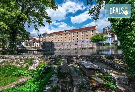 През август екскурзия до Банско, Драма и пещерата Маара, с възможност за посещение на Кавала, Добърско и Лещен: 2 нощувки със закуски и вечери в Тофана 3*! - Снимка 4