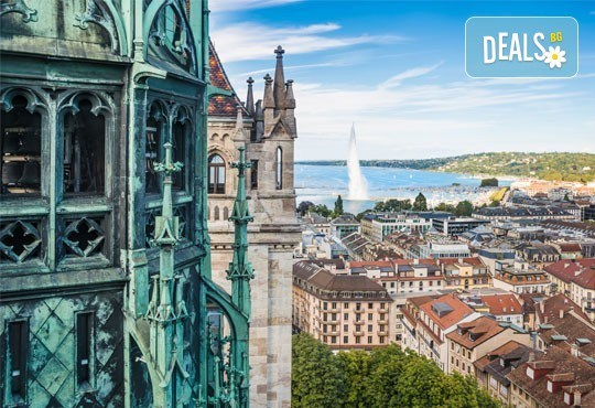През септември до Генуа, Ница, Сан Ремо, Кан, Монако, Монте Карло, Сен Тропе, Барселона, Женева и Верона! 8 нощувки, 8 закуски, 3 вечери и транспорт! - Снимка 5