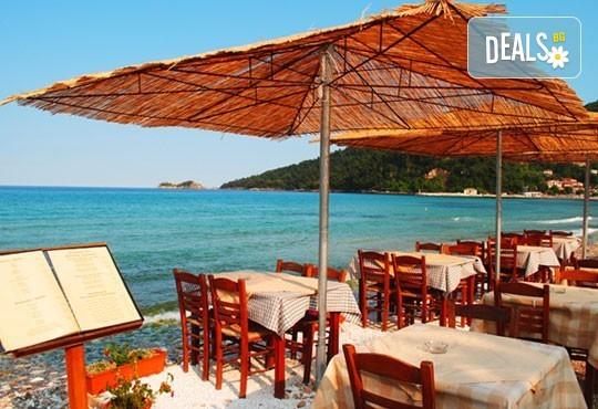 Септемврийски празници на остров Тасос, Гърция! 2 нощувки със закуски, транспорт, разходка в Кавала и Драма! - Снимка 5
