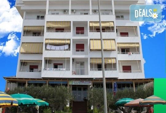 Гореща лятна почивка в Villa Palma 4*, Дуръс, Албания! 5 нощувки със закуски и вечери, транспорт, посещение на Скопие и Охрид! - Снимка 7