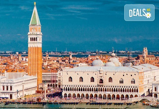Хайде на екскурзия до Загреб, Венеция, Сан Марино, Рим, Флоренция, Пиза и езерото Гарда през октомври! 8 нощувки, закуски, вечери и транспорт! - Снимка 1