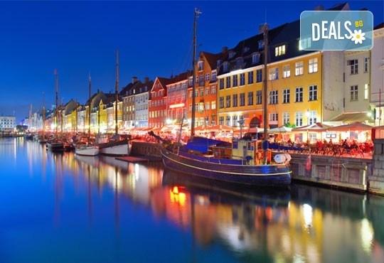 Самолетна екскурзия до Копенхаген, Дания през октомври с възможност за посещение на Малмьо, Швеция! 3 нощувки със закуски, самолетен билет и летищни такси! - Снимка 3