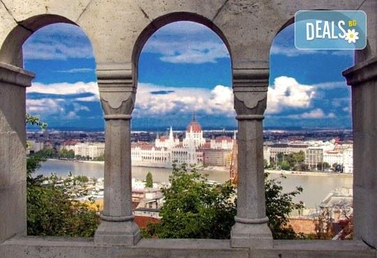 Екскурзия през август до Будапеща, Унгария! 2 нощувки със закуски, транспорт от Плевен и възможност за посещение на Виена! - Снимка 1