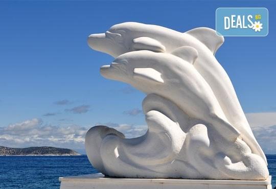Септемврийска екскурзия до красивия остров Тасос! 2 нощувки със закуски, транспорт и посещение на Кавала и Драма! - Снимка 3