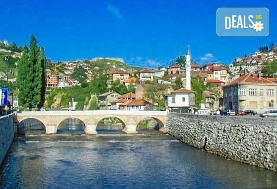 Екскурзия до Сараево, Босна и Херцеговина! 3 нощувки със закуски, транспорт и посещение на Андричград и Босненските пирамиди! - Снимка 3