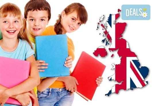 Английски език за тийнейджъри! Стани цар на граматиката! Едномесечен курс за бъдещи шестокласници от езиков център Alphabet! - Снимка 1