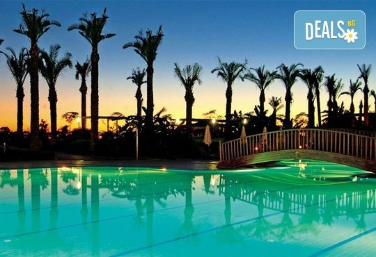 Специална цена за почивка, октомври, Анталия! 7 нощувки на база Ultra All, хотел M.C Arancia Resort 5*, възможност за 2 вида транспорт! - Снимка 5