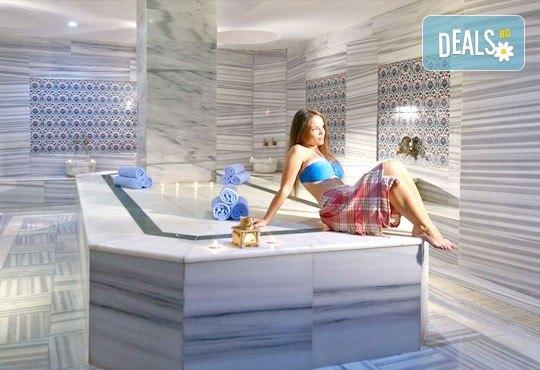 Специална цена за почивка, октомври, Анталия! 7 нощувки на база Ultra All, хотел M.C Arancia Resort 5*, възможност за 2 вида транспорт! - Снимка 9