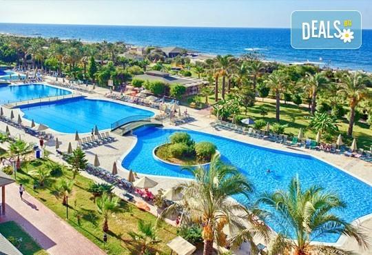 Специална цена за почивка, октомври, Анталия! 7 нощувки на база Ultra All, хотел M.C Arancia Resort 5*, възможност за 2 вида транспорт! - Снимка 1