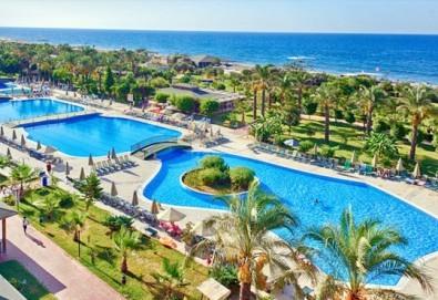 Специална цена за почивка, октомври, Анталия! 7 нощувки на база Ultra All, хотел M.C Arancia Resort 5*, възможност за 2 вида транспорт! - Снимка