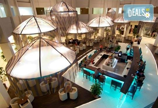 Специална цена за почивка през октомври в Сиде, Анталия! 7 нощувки Ultra All, Grand Prestige Hotel & Spa 5*, възможност за 2 вида транспорт! - Снимка 6