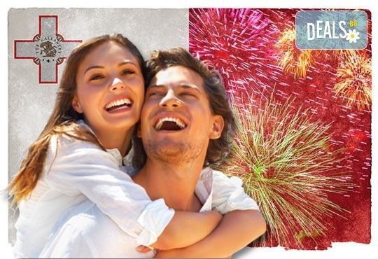 Новогодишни фойерверки на острова на рицарите - Малта! 5 нощувки със закуски и самолетен билет с включени летищни такси! - Снимка 1