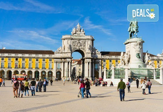 Екскурзия до Португалия - страна на откриватели! 6 нощувки, закуски и вечери в Ешпиньо и Лисабон, 1 нощувка и закуска в Мадрид, самолетен билет и водач! - Снимка 1