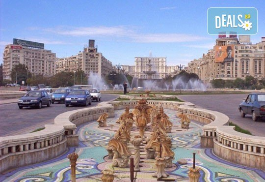 Септемврийски празници в Париж на Балканите'' с Караджъ Турс! 2 нощувки със закуски в Букурещ в хотел 2/3* или 4* и транспорт! - Снимка 1
