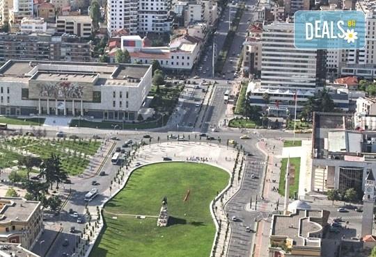 Екскурзия до Албания за септемврийските празници! 3 нощувки със закуски в хотел 2*/3* в Дуръс, транспорт и програма в Скопие и Струга! - Снимка 7