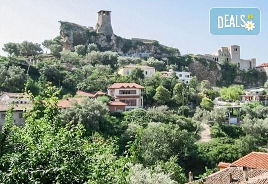 Екскурзия до Албания за септемврийските празници! 3 нощувки със закуски в хотел 2*/3* в Дуръс, транспорт и програма в Скопие и Струга! - Снимка 5