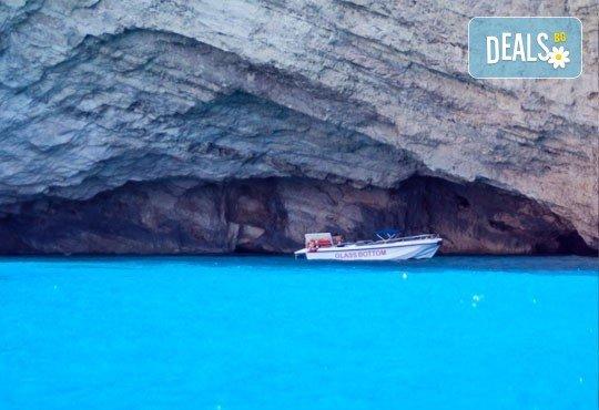 Септемврийски празници на остров Закинтос, Гърция! 4 нощувки на база All Inclusive, транспорт, водач и фериботни билети! - Снимка 2