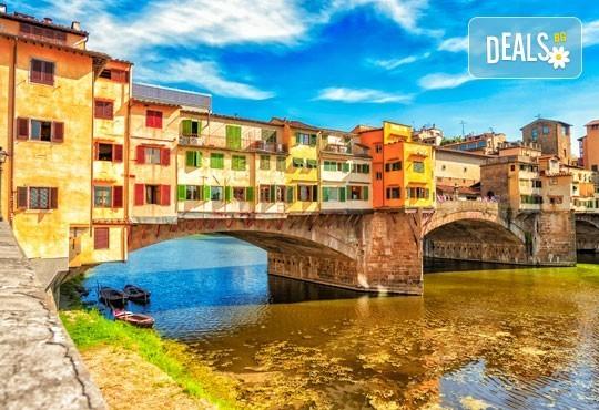 През септември във Флоренция и Пиза, Италия! 3 нощувки със закуски, самолетен билет и посещение на галерията Уфиций! - Снимка 4