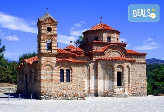 За 1 ден до Серес и Серски манастир, през септември и октомври, с Дениз Травел! Транспорт, туристическа програма и водач - Снимка 3