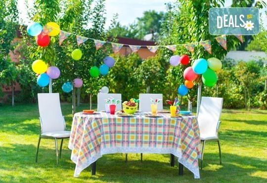 Чист въздух и игри в Драгалевци - детски център Бонго Бонго предлага 3 часа лудо парти за 10 деца и родители! - Снимка 1