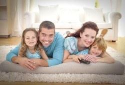 Пране на холна гарнитура до 6 седящи места и матрак или килим от Брилянтино