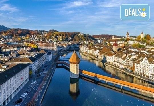 Екскурзия до Верона, Берн, Цюрих, Женева, Монтрьо и Милано, през октомври, с Караджъ Турс! 4 нощувки със закуски и транспорт - Снимка 2